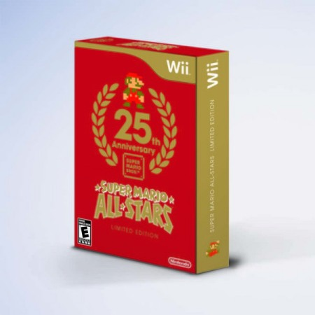 Super Mario All-Stars - LIMITED EDITION (?)